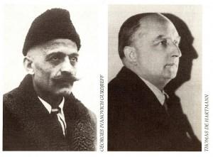 gurjieff and hartman